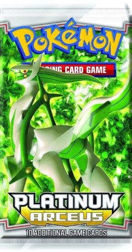 platinum arceus card - 9