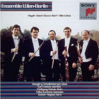 木管五重奏のための作品集 アンサンブル・ウィーン=ベルリン