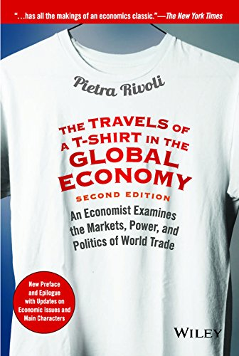 Download The Travels of A T-Shirt in the Global Economy 812655410X