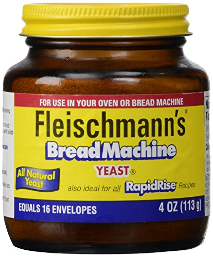 Fleishmann's, Rapid Rising Dry Yeast, 4 oz