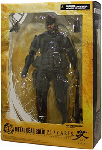 Metal Gear Solid Peace Walker  Snake Jungle Fatigues Ver