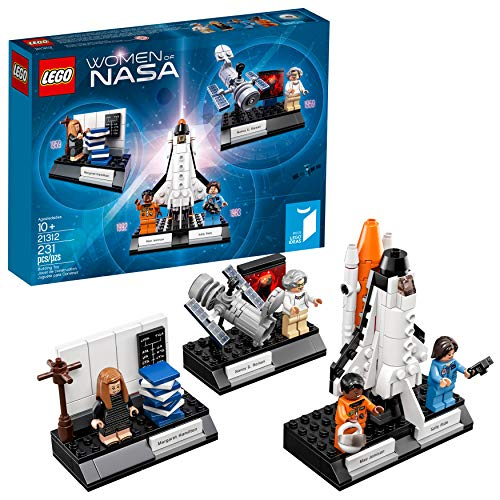 LEGO Ideas 21312 Women of NASA (231 Pieces)