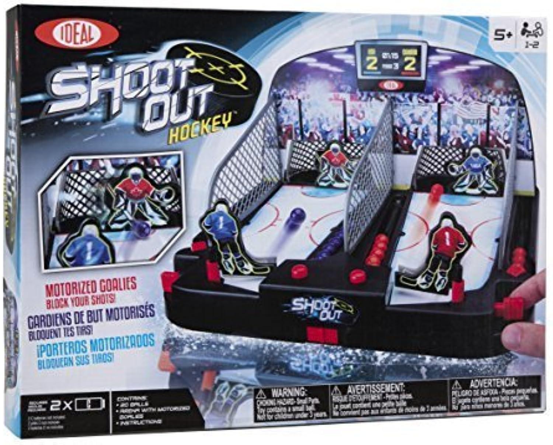 orden ahora disfrutar de gran descuento Ideal Motorized Shoot-Out Hockey Juego by Ideal Ideal Ideal  diseño único