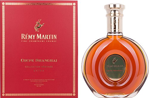 Remy Martin Coupe Shanghai Collection Heritage Extra