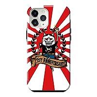 iPhone12 / iPhone12Pro iPhoneケース ハードケース [耐衝撃/360°保護/薄型] 1周年 アイフォンケース スマホケース 携帯電話用ケース CollaBorn PUNKDRUNKERS (パンクドランカーズ)