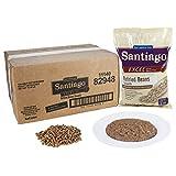 Santiago Smooth Refried Beans - 29.77 oz. pouch, 6 pouches per case