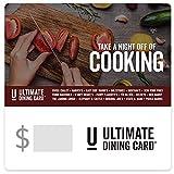 The Ultimate Dining Card Carte cadeau