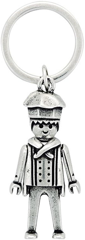 Playmobil ,  Schlüsselanhänger silber silber B01DT4NLNG Zu verkaufen   | Online-Shop