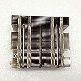 SAUJNN Servidor enfriador X6310 CPU disipador de calor 44X1793...