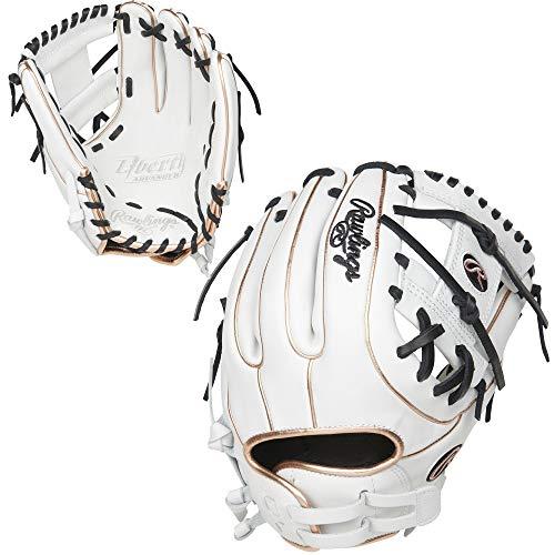 Rawlings Liberty Advanced Fastpitch Softball Glove, Pro I Web, Right Hand Throw, 11.75