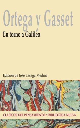EN TORNO A GALILEO (Clásicos del pensamiento nº 23) (Spanish Edition)