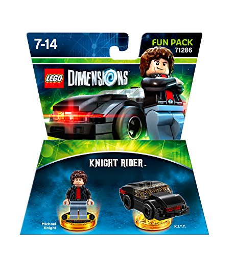 Lego Dimensions Fun Pack Knight Rider