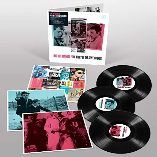 Long Hot Summers: Story of the Style Council (3LP) [Vinyl LP]