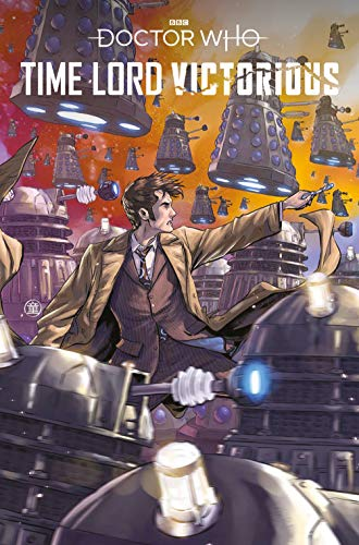 Doctor Who: Time Lord Victorious #2 (Doctor Who: The Tenth Doctor) (En