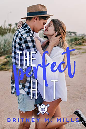 The Perfect Hit: A Rosemont High Baseball Romance (English Edition)