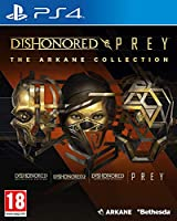 Dishonored and Prey: The Arkane Collection (PS4) (輸入版)