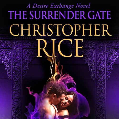 The Surrender Gate audiobook cover art