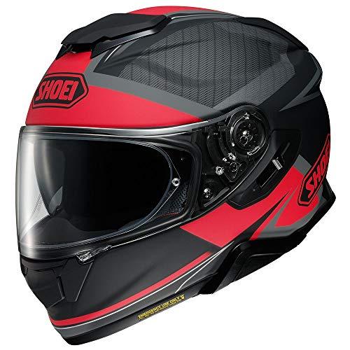 Shoei Casco Moto Gt Air 2 Affair Tc1 Rojo (Helmet M, Rojo)