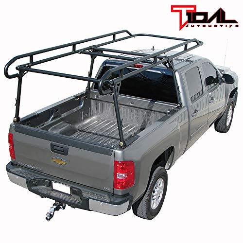 Tidal Contractor Pickup Truck Ladder Lumber Rack