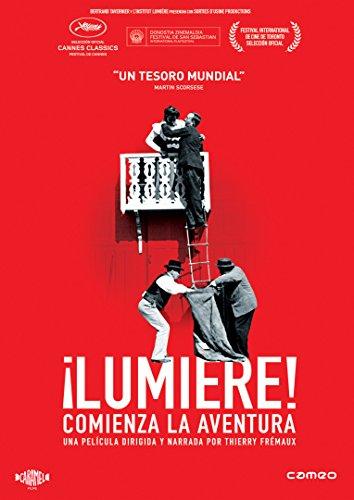 ¡Lumière! Comienza la aventura [DVD]