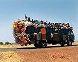 1art1 Afrikanisches - Auf Dem Weg Nach Kedougou, Senegal,