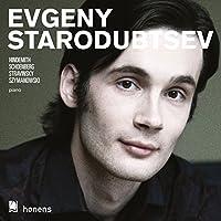 Evgeny Starodubtsev Plays Hindemith/Schoenberg/Str