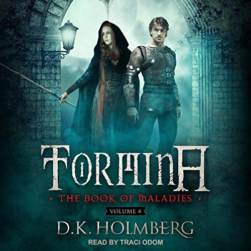 Tormina audiobook cover art
