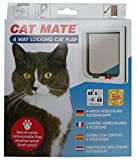 Rosewood 11026 Cat Mate Katzenklappe mit 4 Verschluss-Optionen - 3