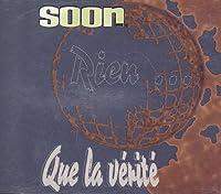 Que le v駻it[Single-CD]