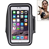 Eloja Sport Armband Samsung S9 S8, S7 Edge, S6 Edge Plus und Apple iPhone Plus Modelle bis 5,8 Zoll...