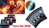 Magic: the Gathering - Core Set 2020 Booster Pack Repacks (10 Packs) ! Magic! Cheapest Way to Draft !