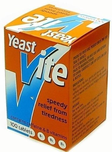 YEAST VITE TABLETS