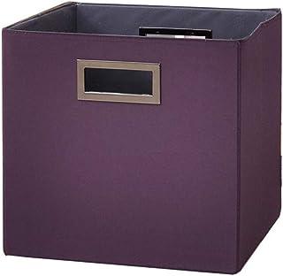 """Yxsd 13""""boîtes de Stockage de Cube, paniers de Stockage Pliables de Tissu de Non-tissé de Carton d'odeur avec des récipien..."""