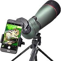 Landove Waterdichte Spotting Scope- Prism Scope voor Vogelspotten Doelstelling Shooting Boogschieten Outdoor...