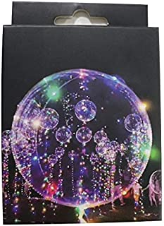 Colorful LED String Fairy Lights Balloon Luminous Balloon Kids Toy Wedding Party Decoration