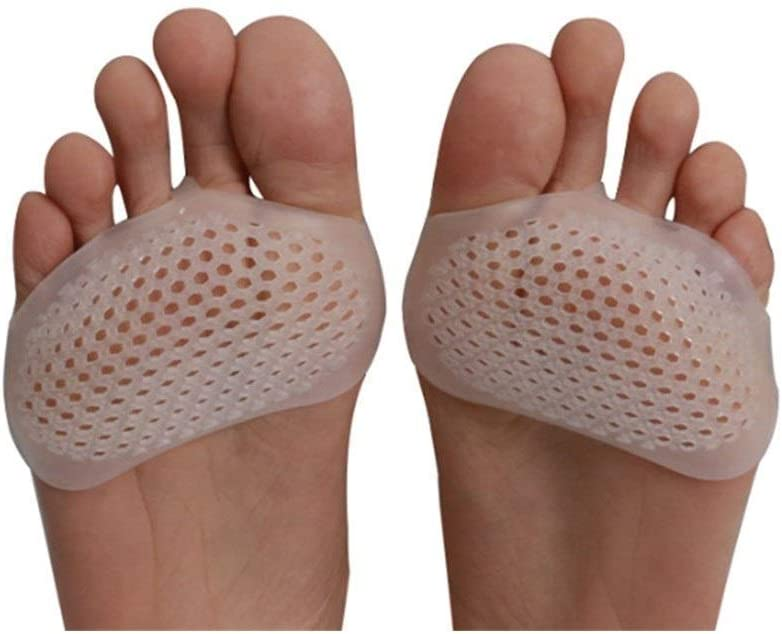 Insoles For Shoes Sole Deodorant Ball Metatarsal Pads Breathable Rapid Outlet ☆ Free Shipping rise