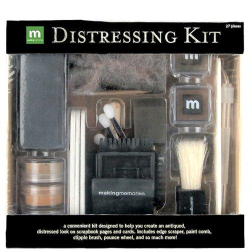 Making Memories Distressing Kit Scrapbooking Tools And Supplies