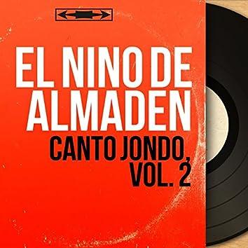 Canto Jondo, Vol. 2 (feat. Roman el Granaino) [Mono Version]