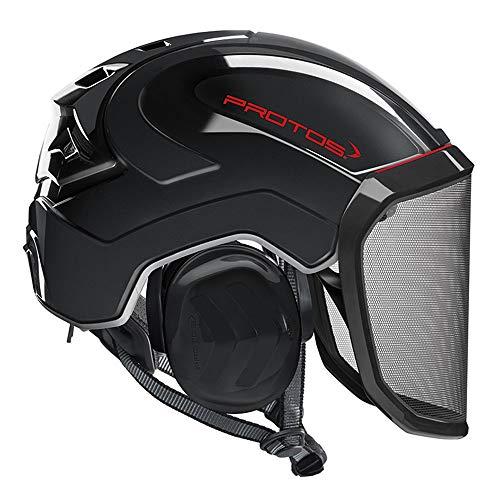 Pfanner Protos Integral Arborist Helmet - Black