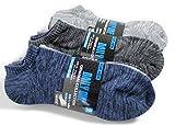 box408 靴下 メンズ 9足セット 足底パイル編み モノトーンミックスカラー くるぶし ショート ソックス