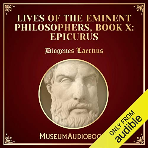Lives of the Eminent Philosophers, Book X: Epicurus  By  cover art