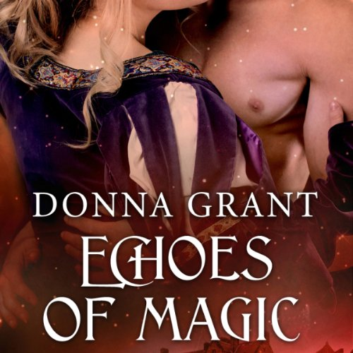 Echoes of Magic audiobook cover art