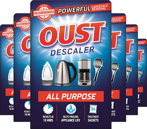 Oust Powerful All Purpose Descaler, Limescale Remover – Ideal for...