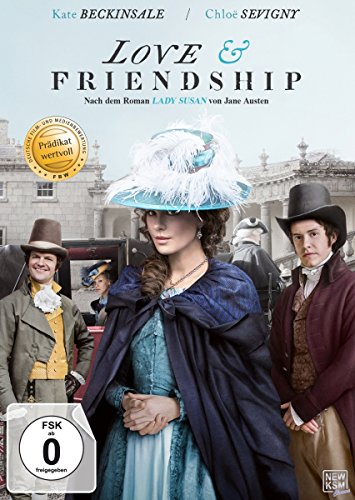 Jane Austen's Love & Friendship
