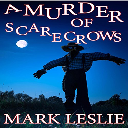 A Murder of Scarecrows: A Short Story audiobook cover art