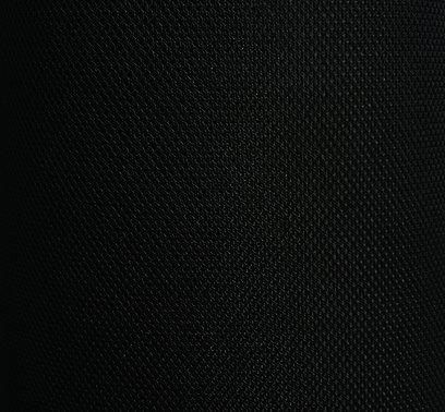 Tela para el techo del coche tipo Golf/GTi. Negra venta medio metro (½ metro=0,50cmx150cm) Acoplada con gomaespuma
