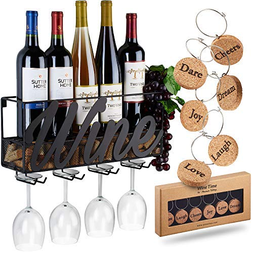 Wine Decor For Kitchen Amazoncom