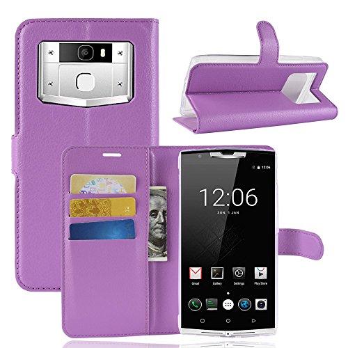 Litao-Case CN Hülle für OUKITEL K10000 pro hülle Flip Leder + TPU Silikon Fixierh Schutzhülle Case 1