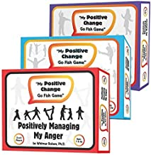 My Positive Change Go Fish Card Games - Set of 3 by Childswork / Childsplay