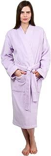 Women's Robe Turkish Cotton Terry Velour Bathrobe Made in Turkey
